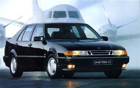 the saab 9000 cs 1993 1998 saab history