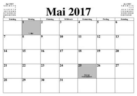 Kalender 2017 Kalenderpedia Design