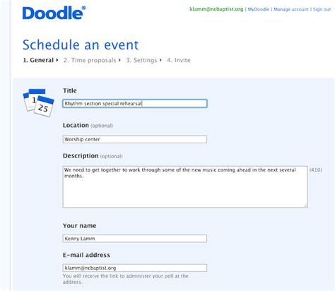 doodle poll schedule an event doodle1