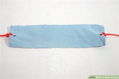 how to make a sling 10 steps with how to make a sling 10 steps with pictures wikihow