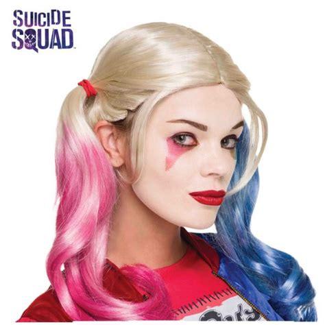 wigs for women at 50 years peluca harley quinn suicide squad comprar online en