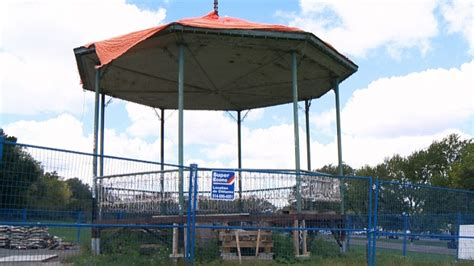 mordecai richler gazebo mordecai richler gazebo to cost 500 000 when completed