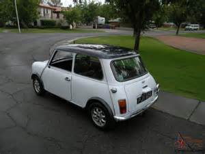 1972 Mini Cooper For Sale Right Drive 1972 Mini 72 Morris Mini Cooper Clean