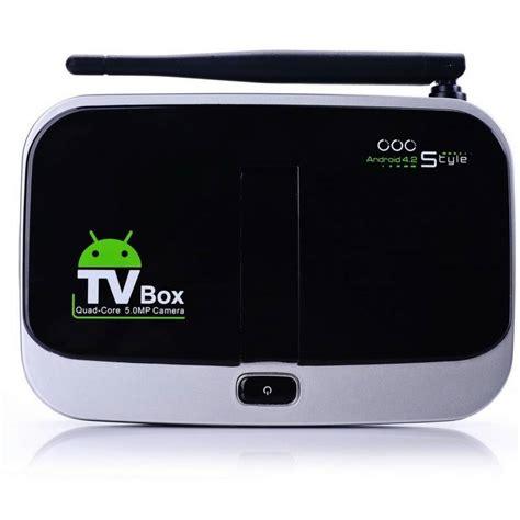smart tv box otto box cs918s mini pc android 4 2 a31 16 go 2 go 5mp