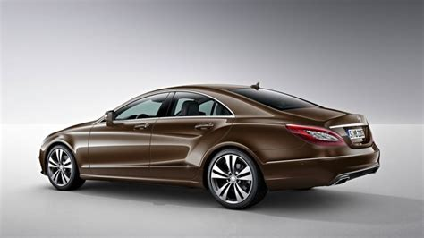 Four Car Garage by The New Mercedes Cls Might Actually Not Look Terrible