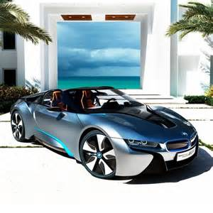 Future Electric Cars Bmw Beautiful Bmw I8 At The Bmw I8 I Series Fast