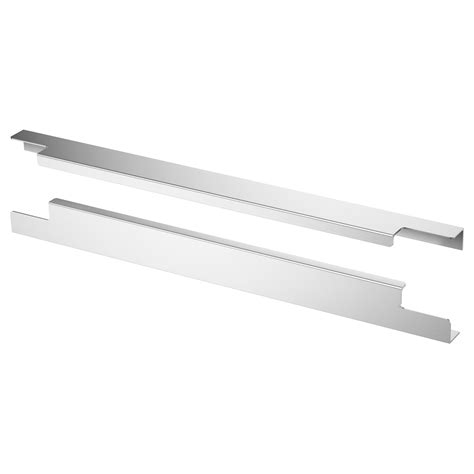 ikea hardware blankett handle aluminium 395 mm ikea