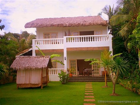 house design sles philippines panglao island bohol resort the cove house bed and