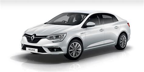 renault megane 2017 2017 renault megane sedan and wagon pricing and specs