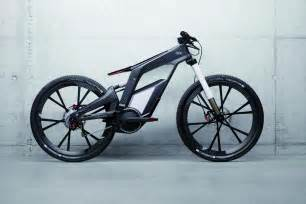 Audi Bycycle Cool Stuff The Audi E Bike Prototype Times New