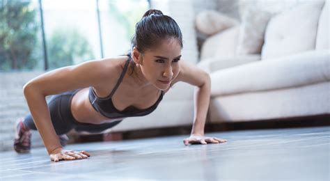 5 workouts you can do at home organo official