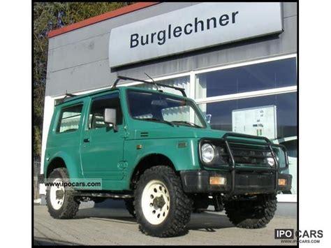all car manuals free 1993 suzuki sj seat position 1993 suzuki sj samurai van car photo and specs