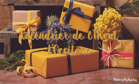 Calendrier De L Avent L Occitane Avis Calendrier De L Avent Chez L Occitane R 233 Servez Le