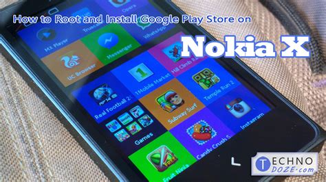 Play Store Xl How To Root Install Play On Your Nokia X X And