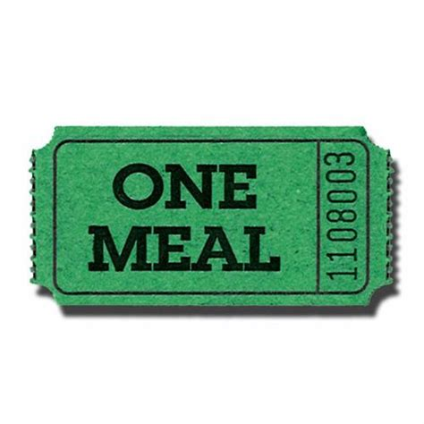 Meal Ticket Template Beneficialholdings Info Meal Ticket Template