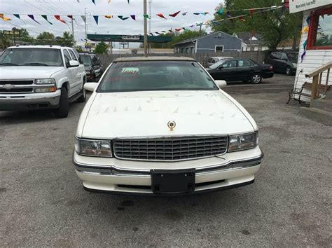 automobile air conditioning service 1995 cadillac deville parking system 1995 cadillac deville sedan for sale 111 used cars from 700