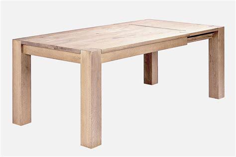 tavolo rovere sbiancato vr60 tavolo allungabile in legno diverse misure e