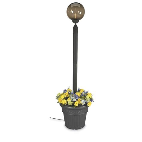 Lantern Planter by Patio Living Concepts European Single Bronze Globe In