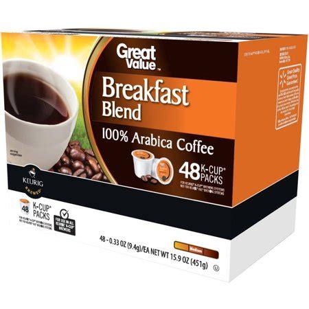 Chekhup Coffe By My Baby 88 great value breakfast blend medium roast coffee k cups 0
