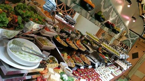 tasty buffet  boulevard continental menu  hour