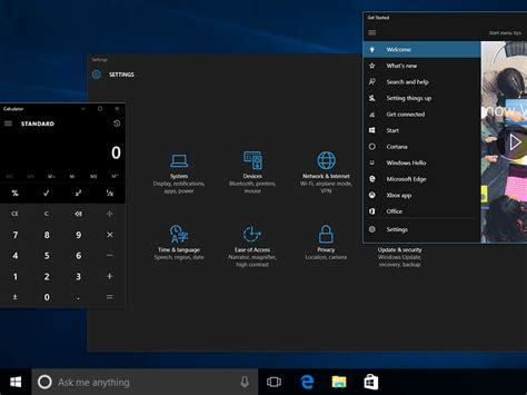 download themes for windows 10 pro 19 cool new features in windows 10 anniversary update