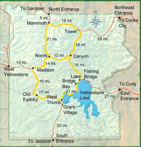 map usa yellowstone park 17 best ideas about map of yellowstone on