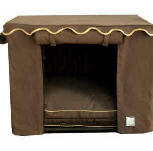 stylish dog crate covers stylish crate covers from bowhausnyc modern dog magazine