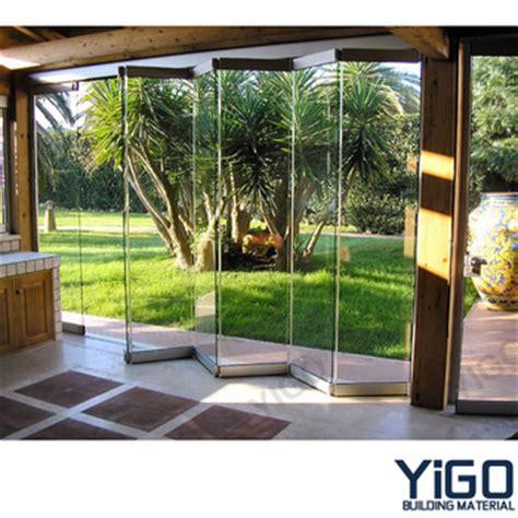 Frameless Folding Glass Doors Bifold Door Frameless Folding Glass Door Buy Folding Glass Door Bifold Door Glass Folding