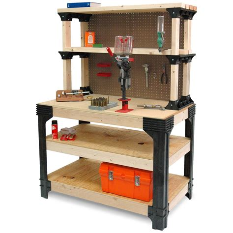 bench kit workbench legs kit 94506 ladders storage at sportsman