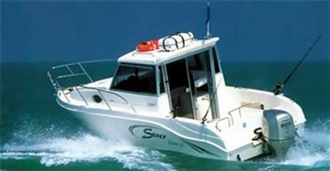 saver 21 cabin fisher manta 21 fisher de luxe