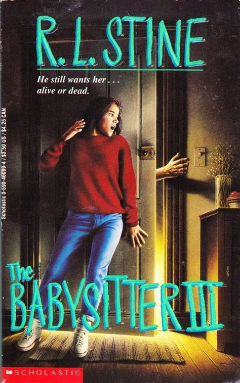 the secret bedroom rl stine the babysitter image mag