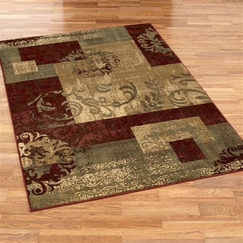 block rug madox block design area rugs