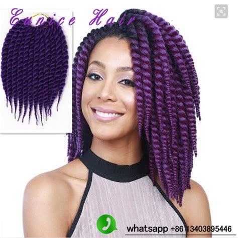 mambo hair twist bouncy havana mambo twist crochet braids one pack
