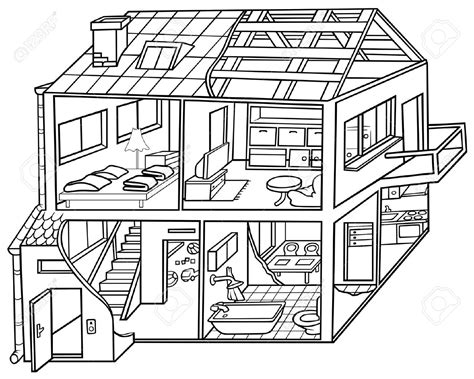 house negro cartoon house clipart black and white www pixshark com images galleries with a bite