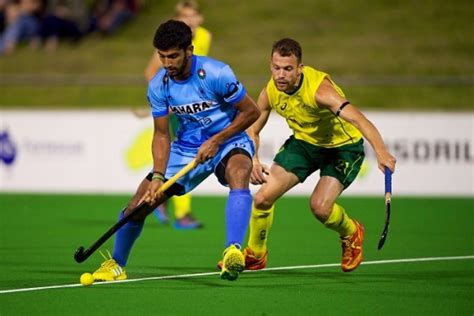hockey match   india  australia