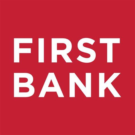 1st bank bank