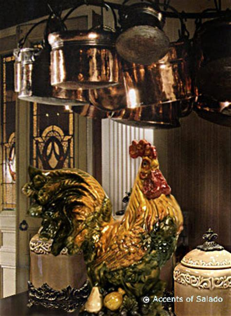 rooster themed kitchen decor celebrated and historic decorative items to warm your