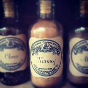 Vintage Wood Spice Rack Diy Vintage Apothecary Spice Bottles Homemaker Chic