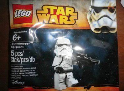 Murah Stormtrooper Sergeant Lego Polybag lego wars polybag stormtrooper sergeant for sale in knocknacarra galway from iamme33