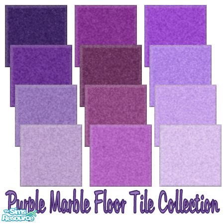 How To Install Tile Flooring In Bathroom Shadow66 S Marble Floor Tile Collection Purple