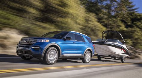 Ford In Hybrid 2020 by Ford Surprend Avec L Explorer Hybride 2020 Ecolo Auto