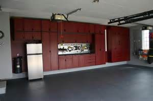 garage closet design garage cabinets chicago by pro storage systems