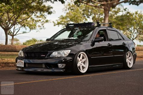 slammed lexus is200 tuned altezza 2 tuning