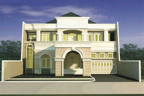desain gambar unik desain rumah modern klasik masa kini untuk anda