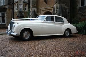 1960 Rolls Royce 1960 Rolls Royce Silver Cloud Ii