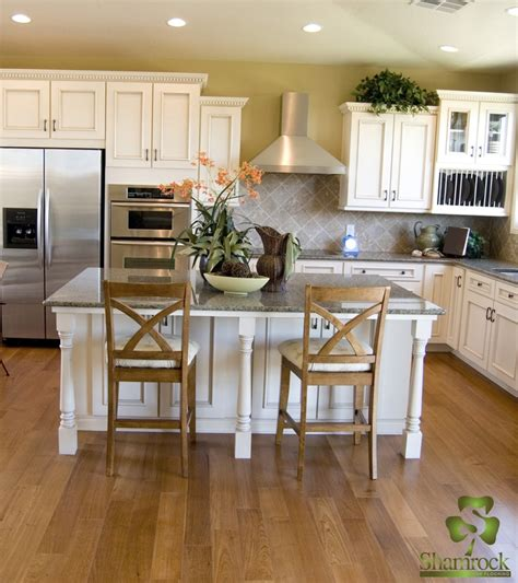 white kitchen cabinets with floors 21 best images about white oak flooring on