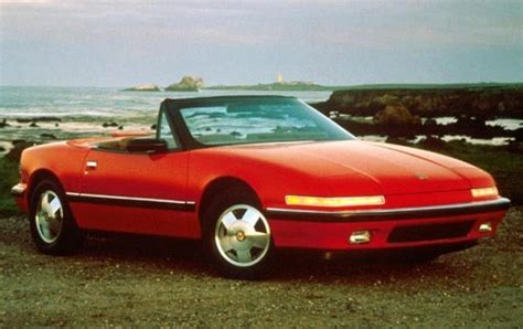 1990 buick reatta information and photos zombiedrive