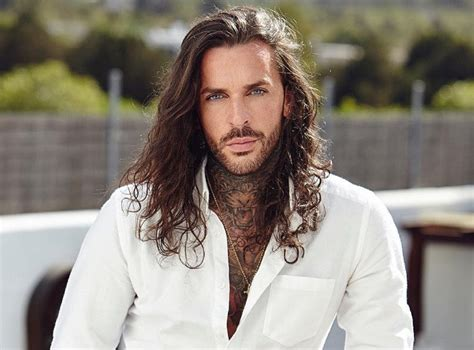 hair cuts long hair theory could towie star pete wicks hair be up for the chop soon