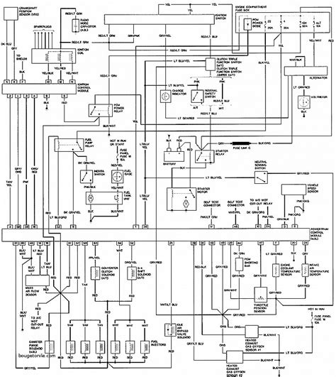 1994 ford explorer wiring diagram luxury 1994 ford