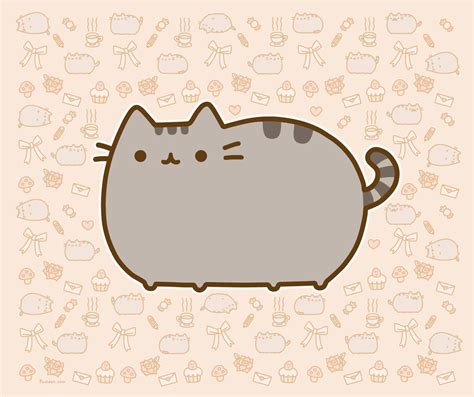 wallpaper pusheen cat pusheen cat desktop wallpaper wallpapersafari